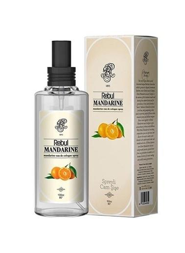 Rebul Rebul Mandarine Kolonya 100 ml Renksiz